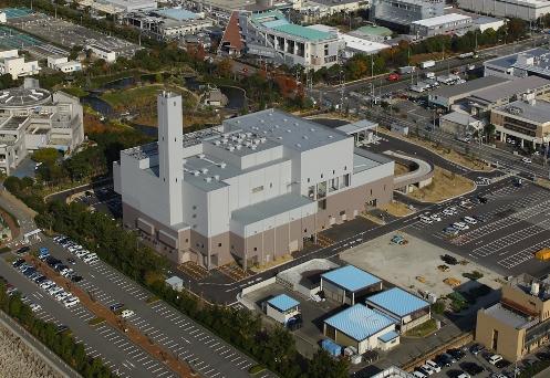 東部総合処理センター焼却施設建...